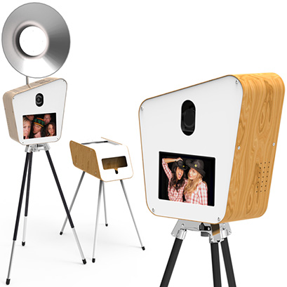 Retro BoothProduct